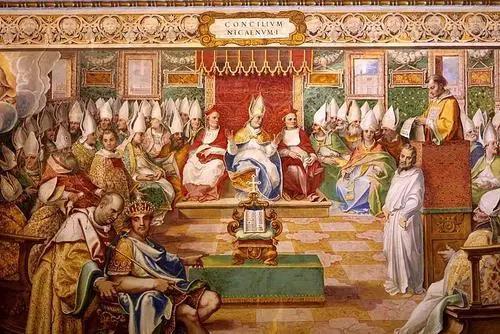 初代四大信条与福音教会(二)