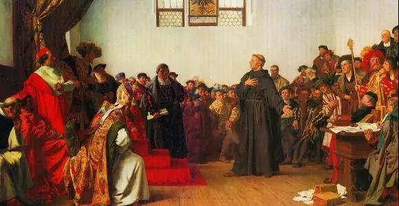 宗教改革的五个传统