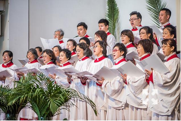 当前基督教会唱诗班建设的现状与思考——以江苏常州地区为例