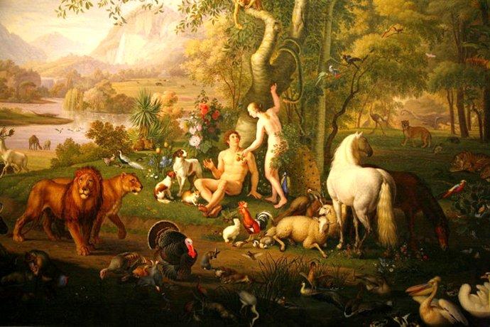 基督宗教视野下的生态观——读创1:2-3